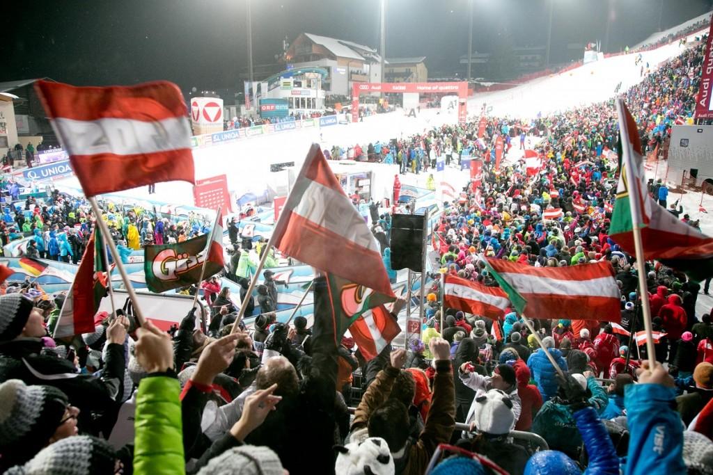 © Ski Weltcup Flachau Stimmung, TVB Flachau