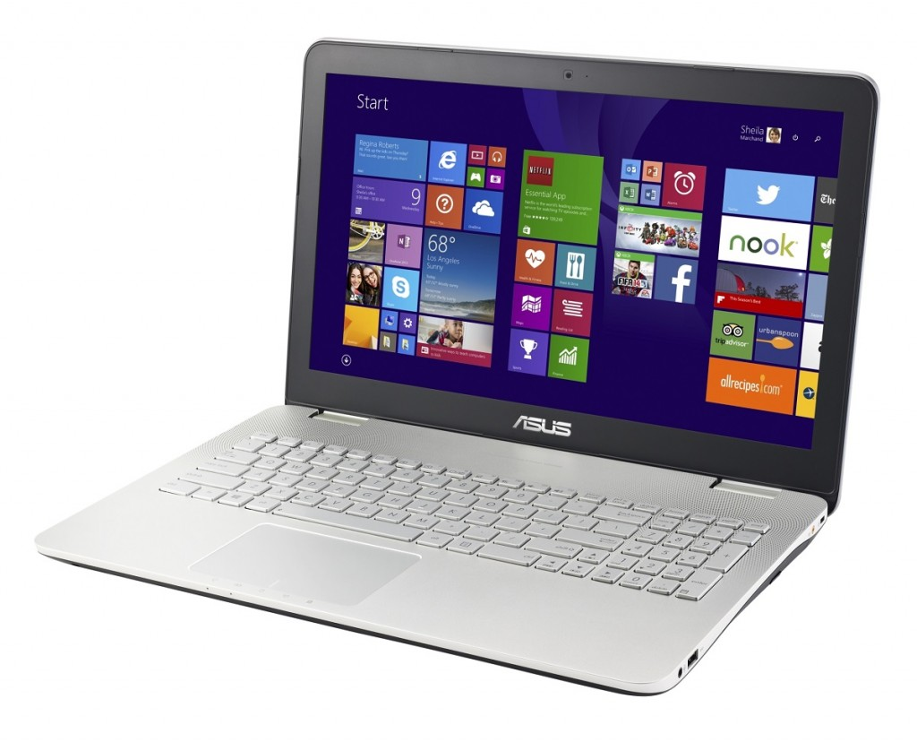 ASUS  N551_Right Open105_ zm