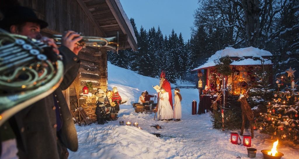 Advent in der Salzburger Sportwelt