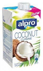 Alpro kokosová alternatíva smotany