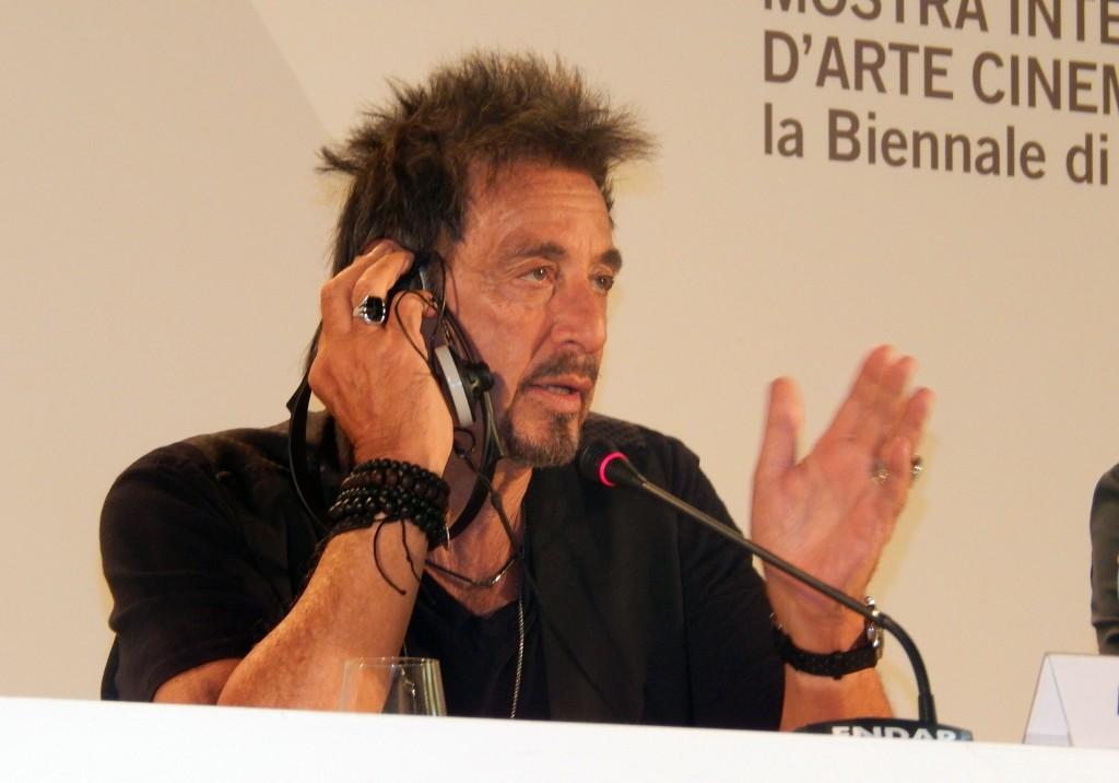 Benatky - Festival Al Pacino rozpráva