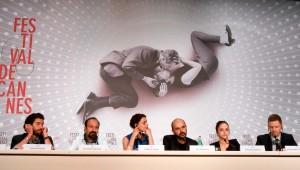 Cannes Farhadi press conerence