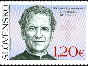 Don Bosco známka