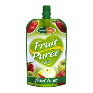 Fruit puree_apple, jablkové 120g