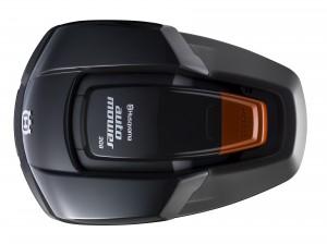 Automower 308, above