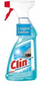 Henkel CLIN Caribbean Sunshine 500ml + Sticker s zm