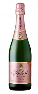 Hubert de Luxe rose 0,75l small