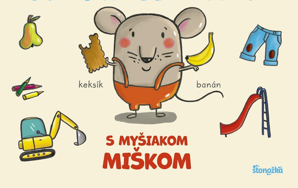 IKAR 100 prvych slovicok s mysiakom Miskom zm