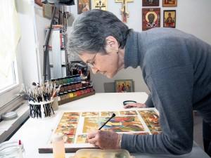 Ikonografka Susanne Guler