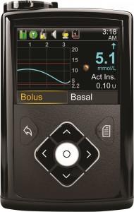 Inzulínová pumpa zm