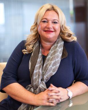 Jayne Archbold, generálna riaditeľka Sage Enterprise