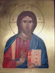 Kristus-Pantokrator zm