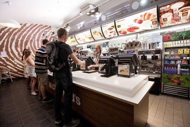 McDonalds Priprava pokrmov (9) zm