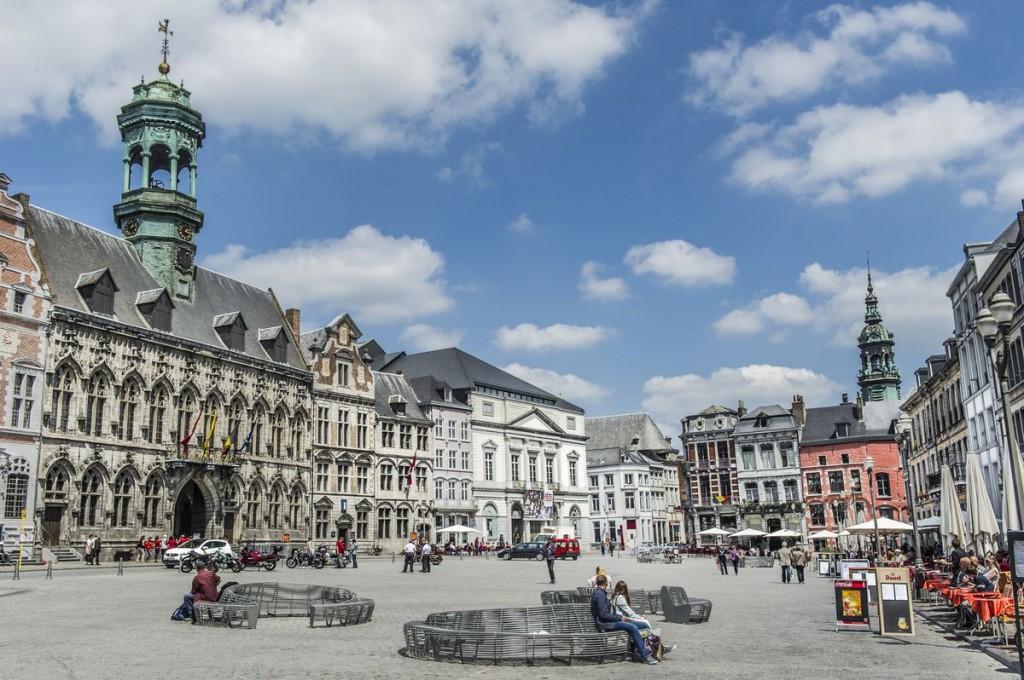 Mons Belgicko