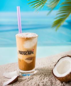 NESCAFE Kokosove frappe inspirovane Bali zm