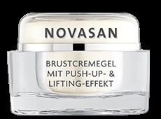 NOVASAN  BrustcremeGel S Push