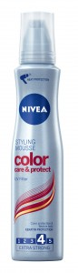 Nivea NHA_14804_Color_Care_Protect_Styling_Mousse_PS