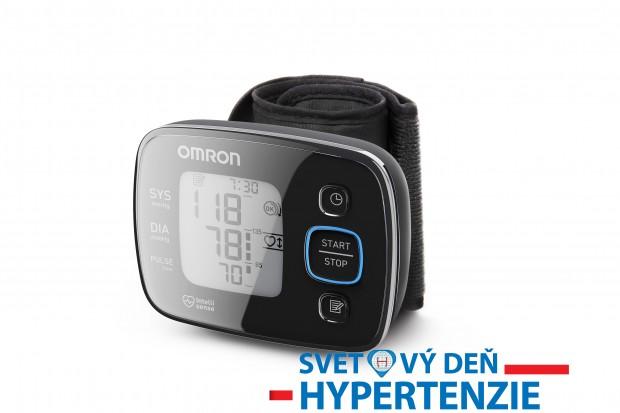 OMRON MIT Precision 5 HEM-6150 Den Hypertenzie