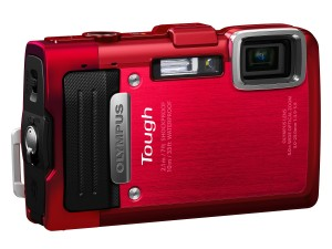 Olympus TG-830 Red zm