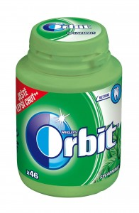 Orbit Spearmint 3D dóza