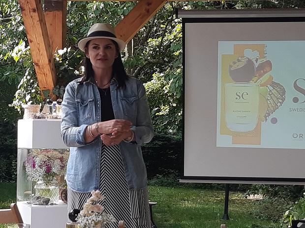 Eva Staníková, Marketing Director Czech Republic & Slovakia v spoločnosti Oriflame Cosmetics