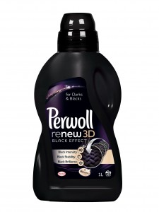 Perwoll renew3D Black 1L