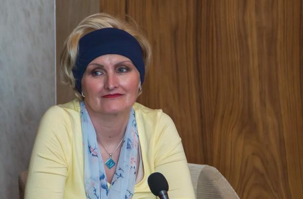 Pacientka Danka – žena v metastatickom štádiu rakoviny prsníka.