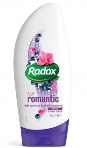 RADOX-ShowerGel Romantic