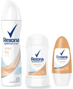 Rexona Linen Dry