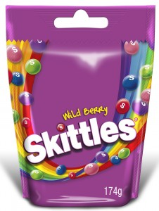 SKITTLES_Wild Berry_174g