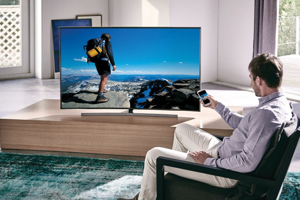 Samsung 7500_Lifestyle_Smart