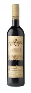 Slovenske Vinice Cabernet sauvignon 0,75l zm