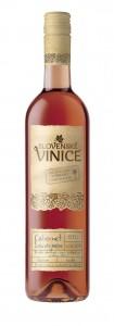 Slovenske Vinice Cabernet sauvignon ruzove 0,75l zm