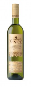 Slovenske Vinice Chardonay 0,75l zm