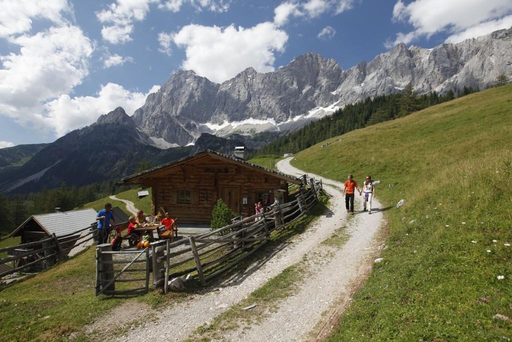 Steiermark Wandern-Neustatt-(c) www.photo-austria.at Herbert Raffalt