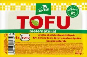 TOFU biele 3D LUNTER