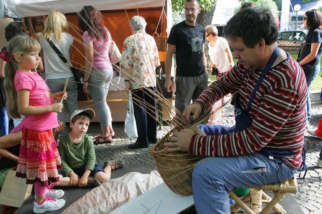 Tradičné remeslá sú príťažlivé pre malých aj veľkých zm