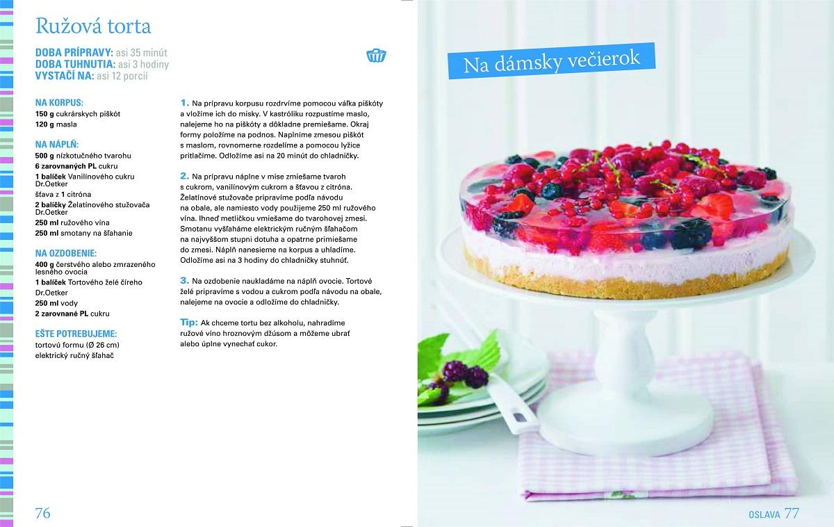 recept kniha SK 1
